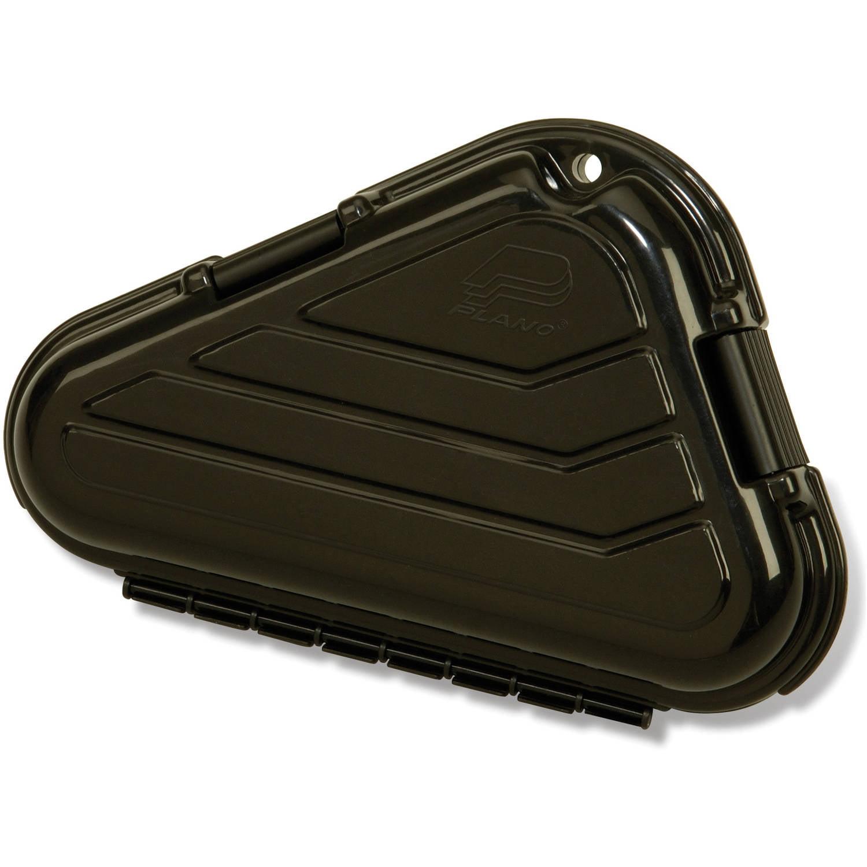 "Plano Protector Series Single Pistol Case, 7.75"" x 2"" x 5.25"", Black"