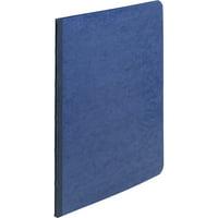 "ACCO PRESSTEX Report Covers Top Bound 8.5x11/"" 2/"" Capacity Dark Blue"
