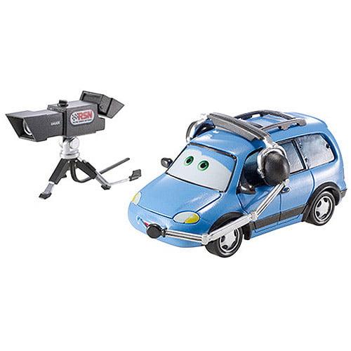 Mattel Disney Cars Chuck Choke Cables Die - Cast Vehicle