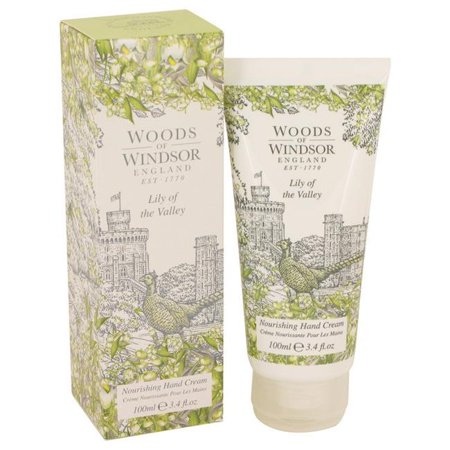 - Woods Of Windsor Lily Of The Valley By Woods Of Windsor Hand Cream 3.4 Oz