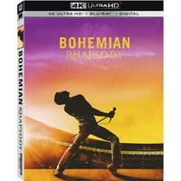 Bohemian Rhapsody (4K Ultra HD + Blu-ray + Digital Copy)