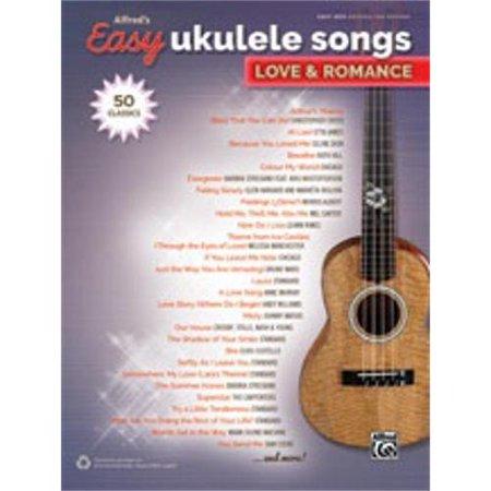 Alfred Alfred's Easy Ukulele Songs: Love & Romance-Ukulele TAB