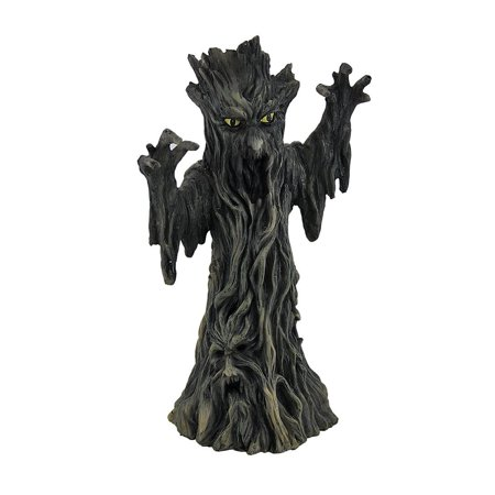Resin Incense Holders 2712 Spooky Tree Scary Incense Tower Burner Lotr Green Man 7 X 11.5 X 4.5 Inches Brown, 11 1/2 Inches Tall, 7 Inches long, 4.., By
