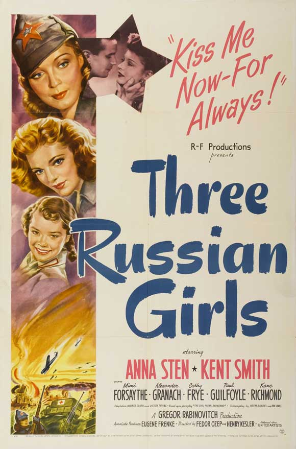 Three Russian Girls POSTER Movie (27x40) by Pop Culture Graphics