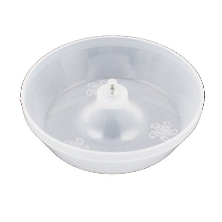 5mm Threaded Kitchen Plastic Oil Catcher Collecting Range Hoods Bowl Cup Filter Unique Bargains 5mm Threaded Range Hoods Plastic Oil Catcher Collecting Bowl Cup Tray FilterDesigned with plastic material and 5mm male thread shaft.The oil cup is suitable for kitchen range hoods, can replace greatly old or broken oil cup.