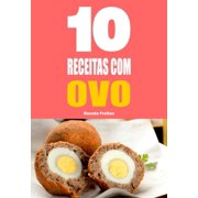 10 Receitas com ovo - eBook