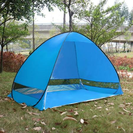 Lightweight Picnic Fishing Beach Shade Tent Sun Shelter ...