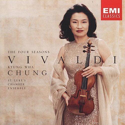 VIVALDI: THE FOUR SEASONS [VIVALDI, ANTONIO] [CD] [1 DISC] [724355701527]