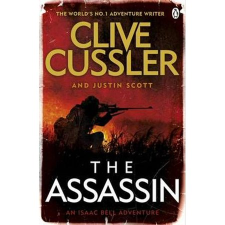 The Assassin: Isaac Bell #8 (Paperback)