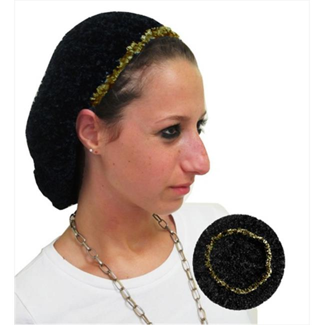 CoverYourHair Two Tone Chenille Snood