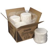 Crayola Air Dry Clay, No Bake Clay, Gift For Kids, 25 Lbs, White