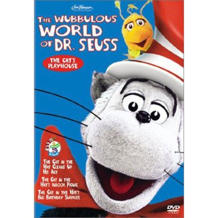 The Wubbulous World Of Dr  Seuss  The Cats Playhouse  Full Frame