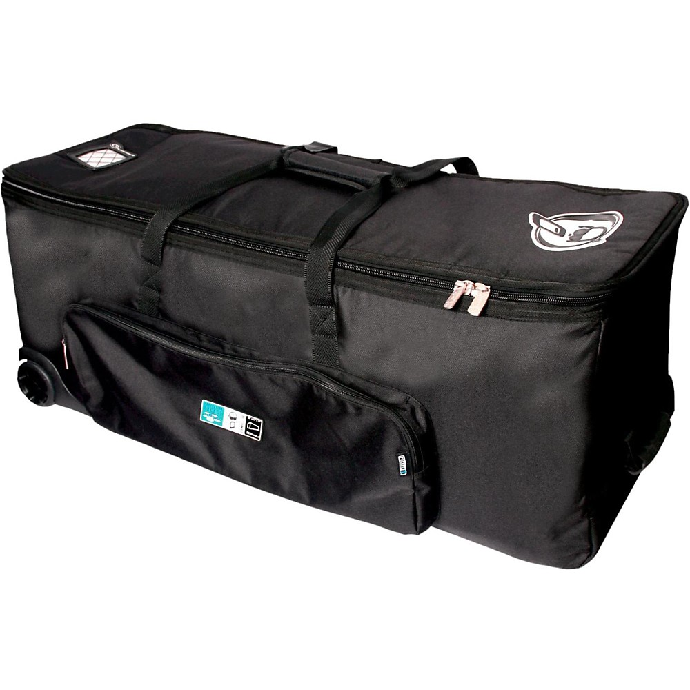 Protection Racket Hardware Bag with Wheels 38 in. by Protection Racket
