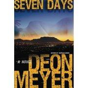 Benny Griessel Mysteries: Seven Days: A Benny Griessel Novel (Paperback)