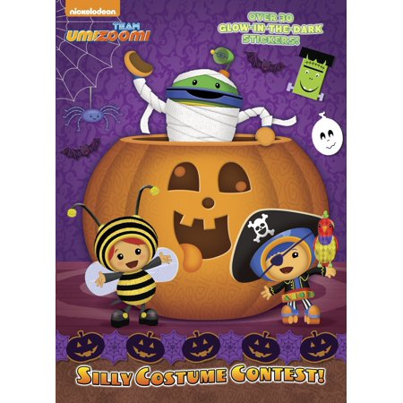 Silly Costume Contest (Team Umizoomi) - Costume Contest Awards