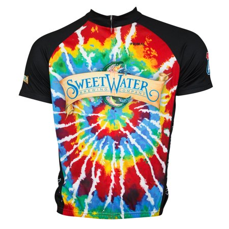 Northwestern Cycling Jersey - Sweetwater Brewing Cycling Jersey