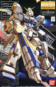 Bandai Hobby MSV Gundam Unit 4 G04 RX-78-4 MG 1 100 Model Kit by Bandai Hobby