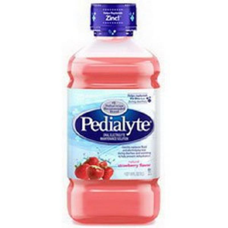 5259892 - Pedialyte Unflavored 2 oz. Bottle, Institutional