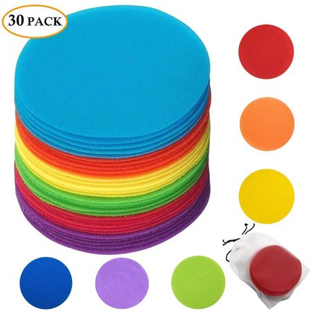 Various Colors Carpet Stickers Educational Carpet Stickers for Funny Family Games Puzzle Games Games That Teach Carpet