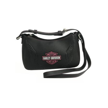 19df908ab9f5 Harley-Davidson - Harley-Davidson Women's Embroidered B&S Shoulder ...