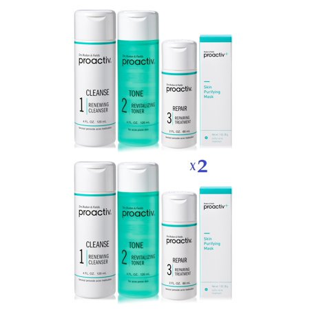 Proactiv 3 Step Acne Treatment System (60 Day) - 2