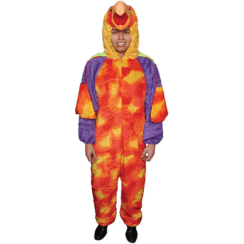 Parrot Adult Halloween Costume - One Size
