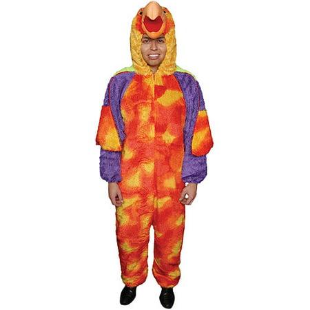 Parrot Adult Halloween Costume - One Size](Parrott Costume)
