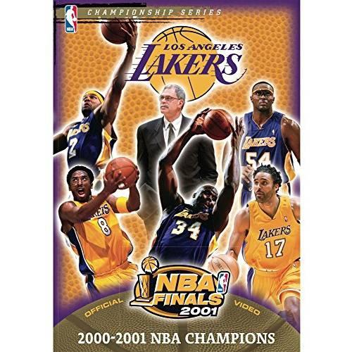NBA Champions 2001: Los Angeles Lakers