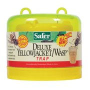 Safer Brand Liquid Yellow Jacket and Wasp Trap