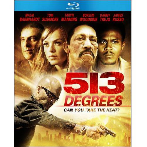 513 Degrees (Blu-ray) (Widescreen)