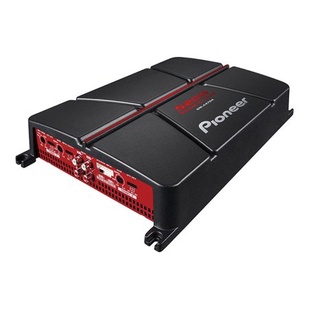 Pioneer GM-A4704 GM-Series Class AB Amp (4 Channels, 520 Watts Max)