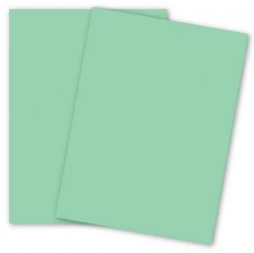 domtar colors  earthchoice green vb cover  11 x 17