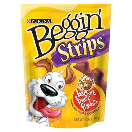 Purina Beef Beggin Strips (Pack of 14)