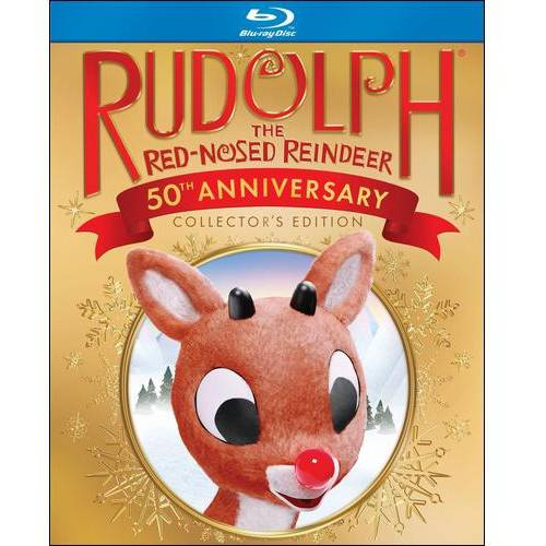 Rudolph The Red-Nosed Reindeer (50th Anniversary) (Collector's Edition) (Blu-ray)