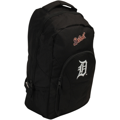 Detroit Tigers Draft Day Backpack - Black - No Size