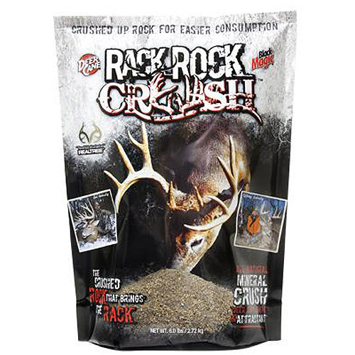 Evolved Habitats Deer Cane Black Magic Rack Rock Crush
