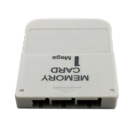 Playstation 1 Memory Card 1MB - 15Blocks