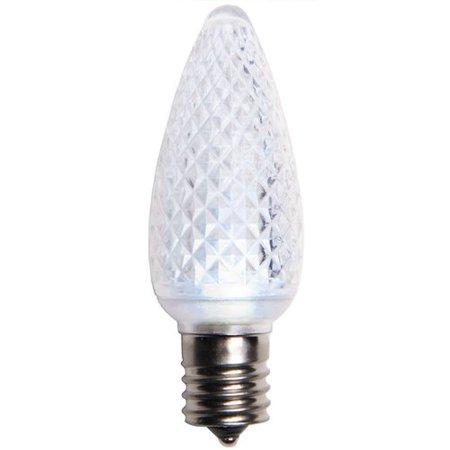 wintergreen lighting 130 volt led light bulb pack of 25. Black Bedroom Furniture Sets. Home Design Ideas