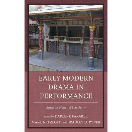 modern drama essay