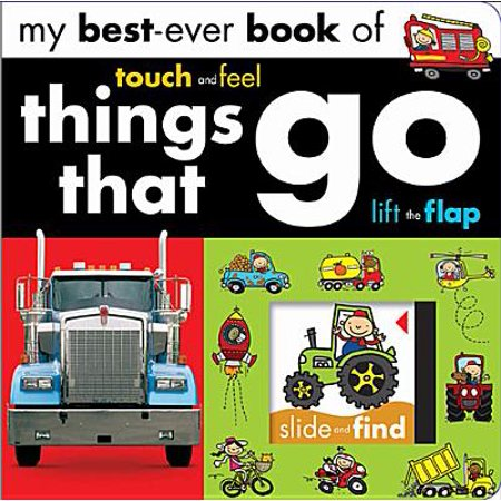 My Best-Ever Book of Things That Go (Best Things To Make In Minecraft)