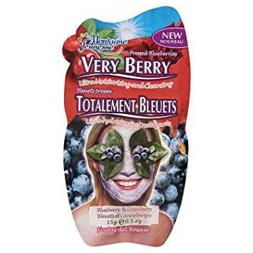 - Very Berry Blueberry & Cranberry Moisturizing Face Masque