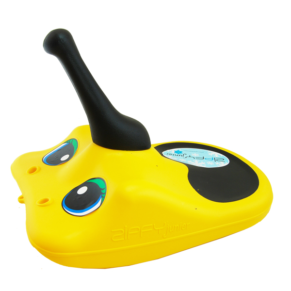 Zipfy Junior Snow Sled, Yellow, Small by n/a