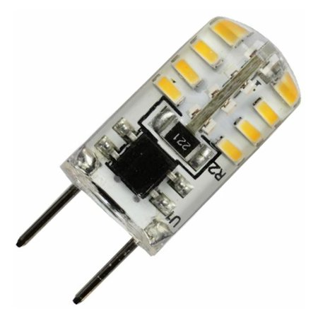 norman 08120 led g8 short 120v led bi pin halogen. Black Bedroom Furniture Sets. Home Design Ideas