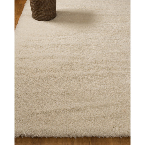 Natural Area Rugs Paisley Hand Woven White Area Rug