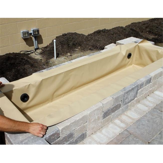 Atlantic Water Gardens FF4216G Flexible Hardscape Basins