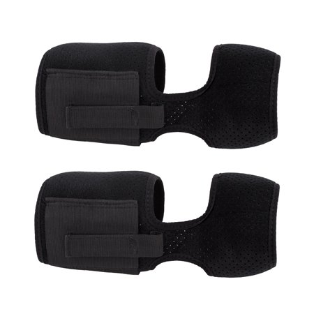 2PCS Ankle Holster Adjustable Neoprene Elastic Wrap Concealed Ankle Carry Gun Holster with Magazine Pocket thumbnail