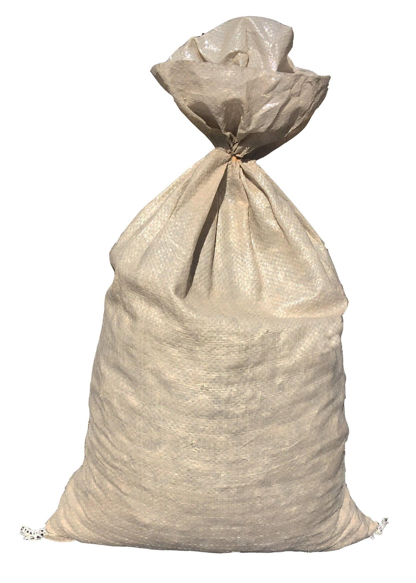 Sandbags For Flooding Size 14 X 26 Beige Empty Whole Bulk Sand Bag Flood Water Barrier Curb Tent