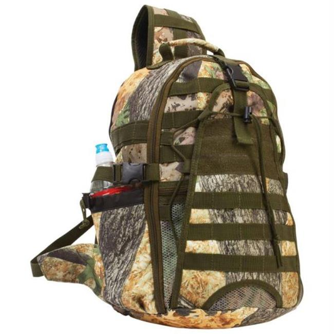 Extreme Pak LUBP3WTC Extreme Pak Heavy-duty Hunters Backpack With Invisible Camo
