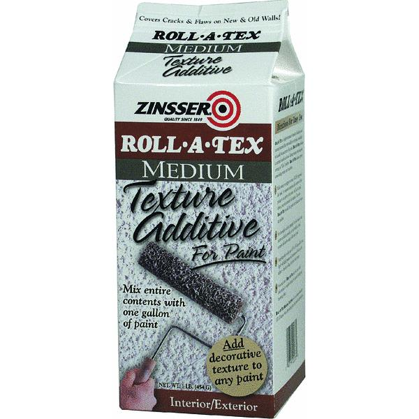 Roll-A-Tex Paint Additive