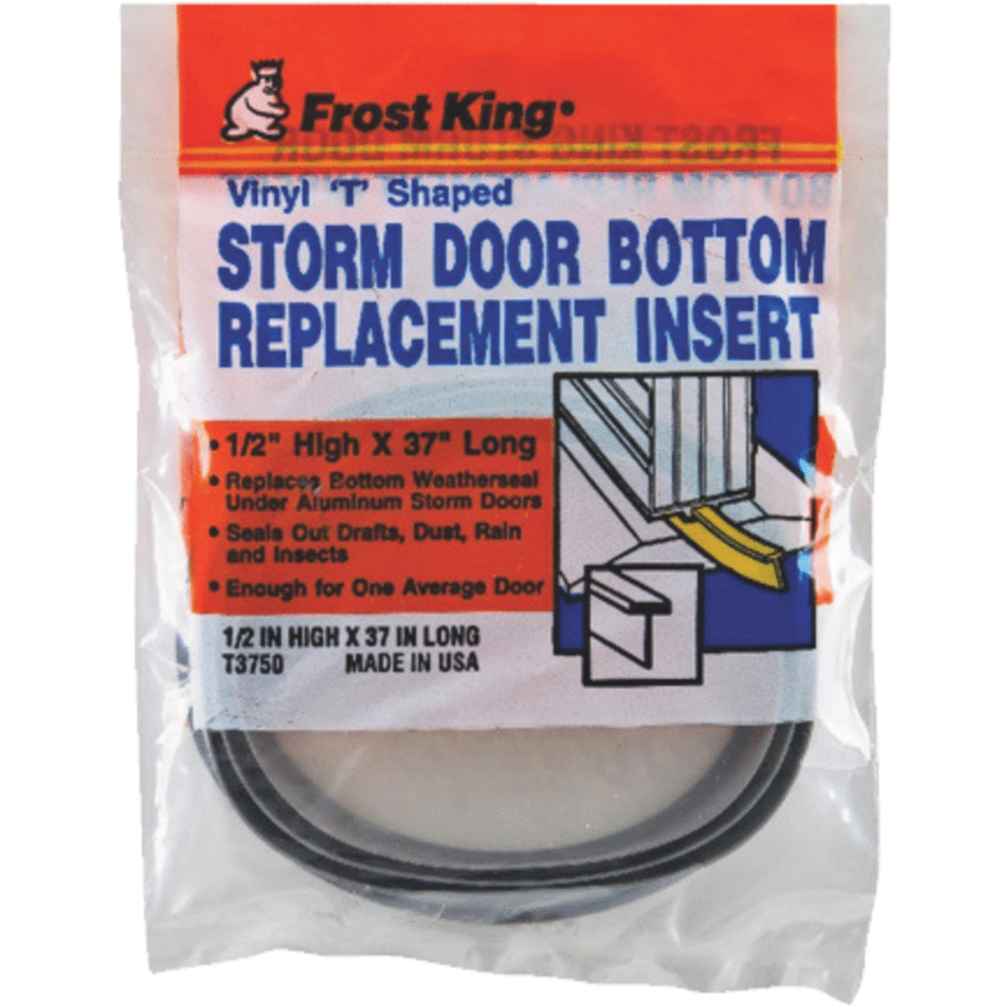 Storm Door Bottom Seal